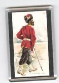 7th BENGAL INFANTRY 1900 FRIDGE MAGNET (2)